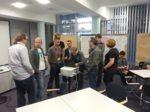 Developer Open Space 2012: Nach Vortrag
