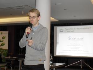 Europäische Software-Konferenz 2011: Intel AppUp