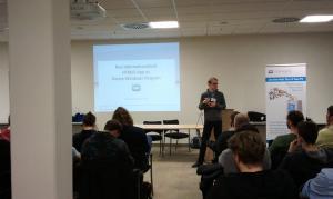 MunichJS: Vortrag über Internationalisierung von HTML5-Apps und Verwendung des Encapsulators