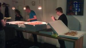 Windows 8 Hackathon zur App-Entwicklung: Essen