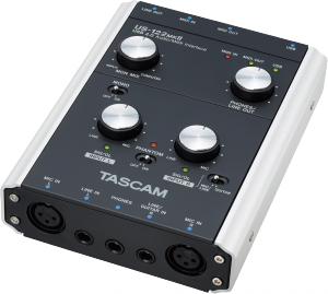 TASCAM US-122 MKII